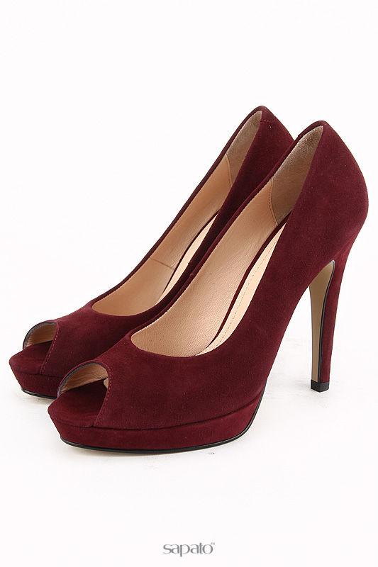 Туфли DELANO Туфли красные