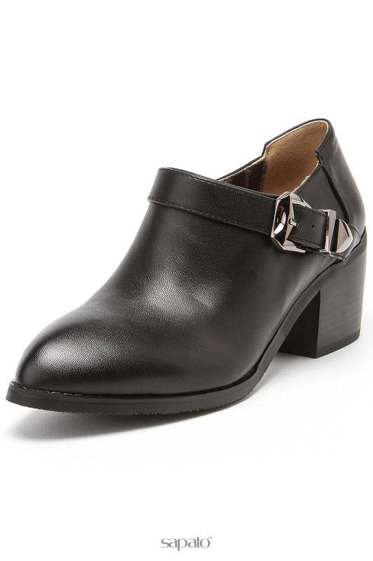 Ботинки Betsy Полуботинки чёрные
