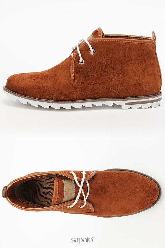 Ботинки MAKFLY Ботинки коричневые