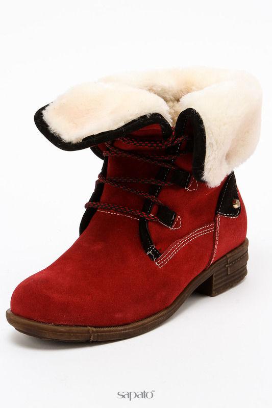Ботинки Vigorous Ботинки красные