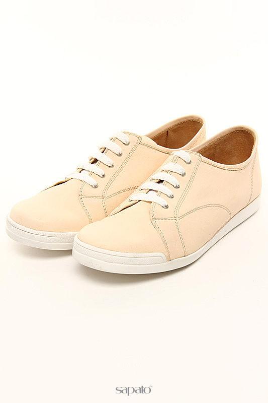Ботинки Gianmarco Benatti Кеды белые