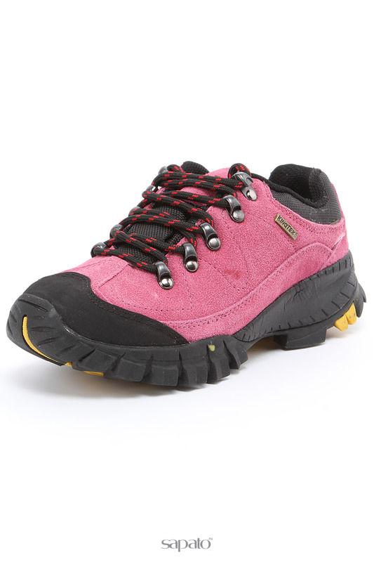 Ботинки NOBBARO Полуботинки розовые
