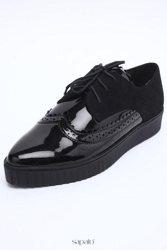 Туфли SprinkSolo Туфли закрытые чёрные