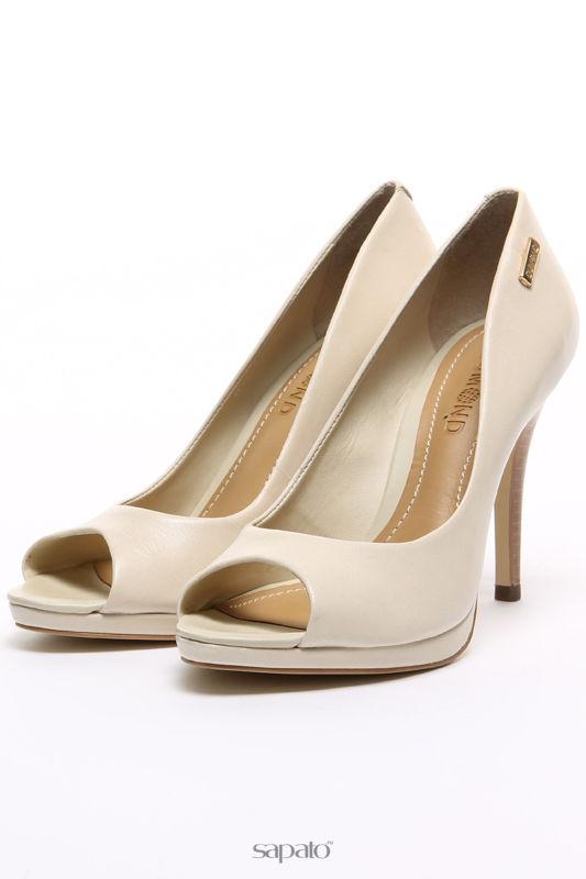 Туфли Dumond Туфли открытые белые
