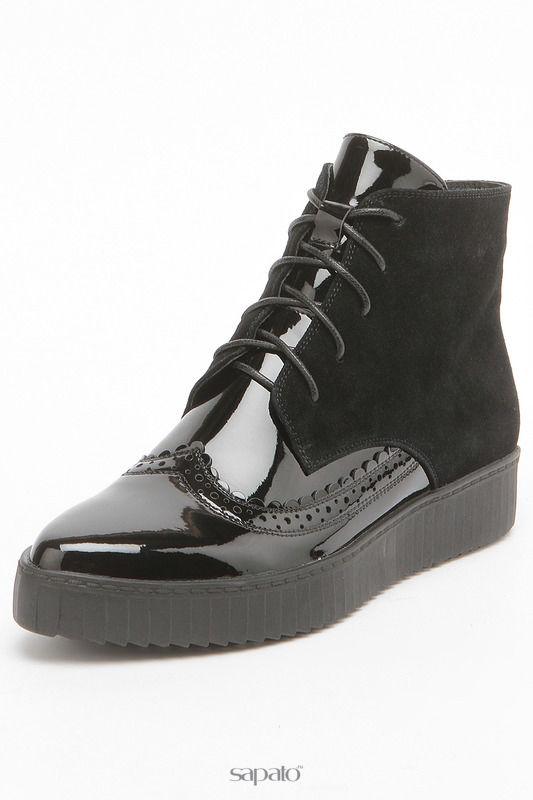 Ботинки SpringWay Ботинки чёрные