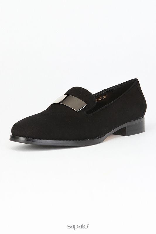 Туфли SpringWay Туфли закрытые чёрные