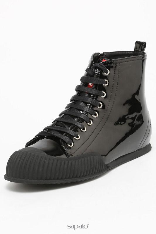 Ботинки SprinkSolo Ботинки чёрные
