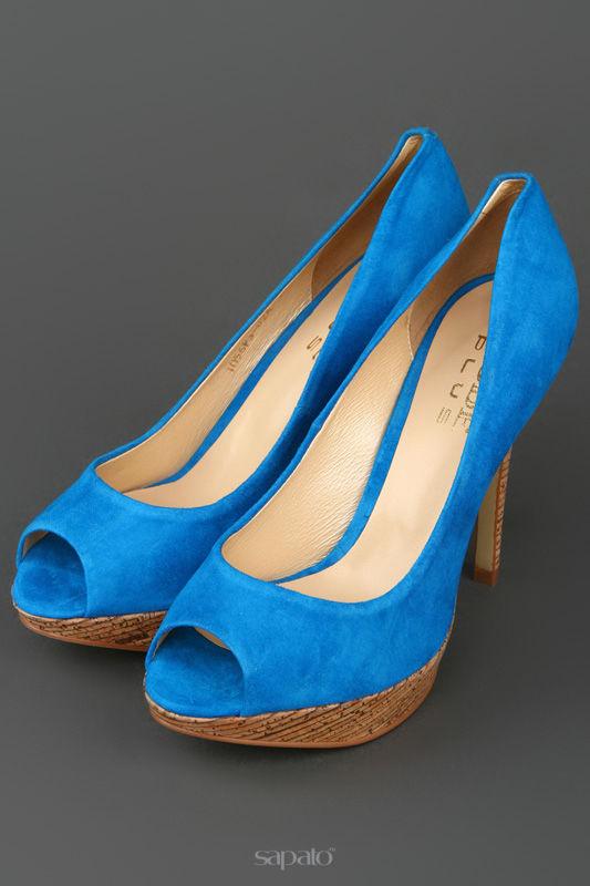 Туфли Gode Туфли голубые