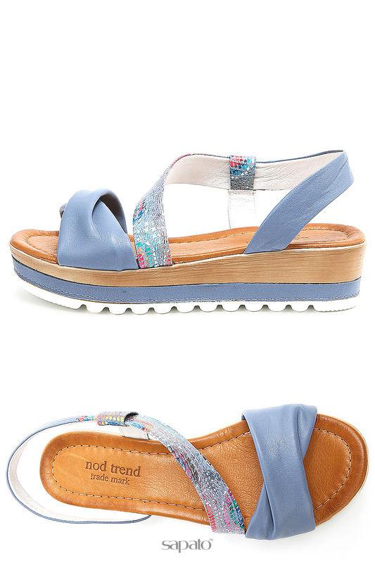 Сандалии SpringWay Босоножки синие