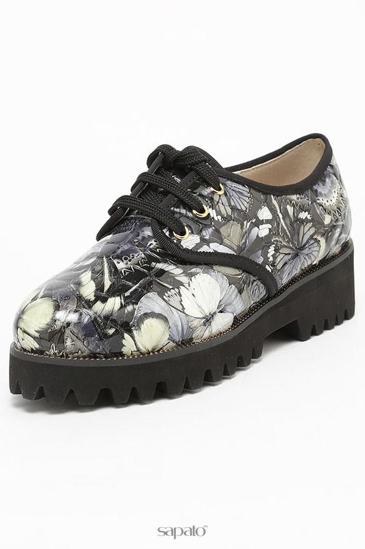 Ботинки Zumita Ботинки чёрные