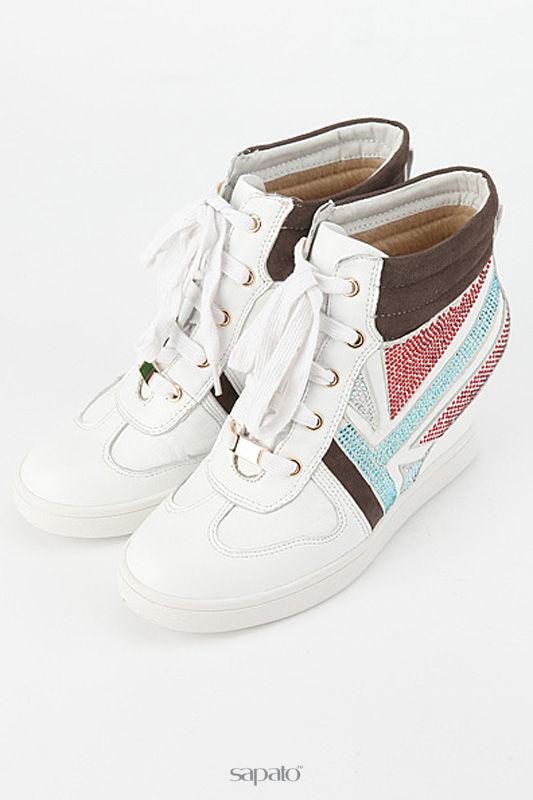 Ботинки Riccorona Ботинки белые