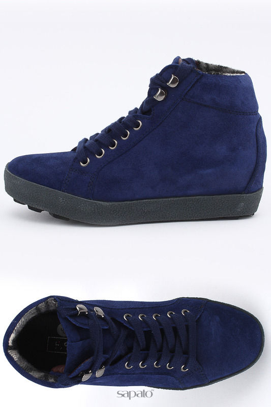"""Ботинки Logan Ботинки """"CROSSING"""" синие"""