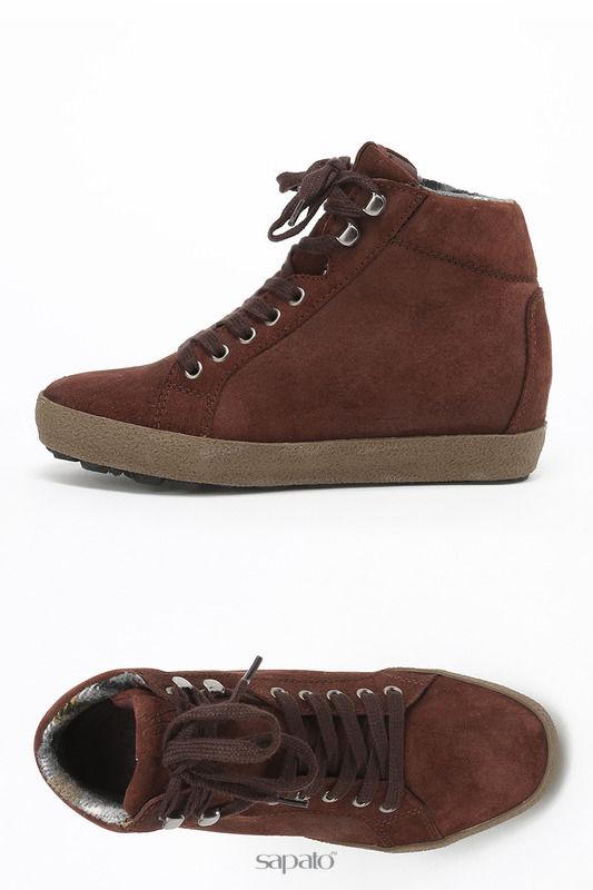 "Ботинки Logan Ботинки ""CROSSING"" коричневые"