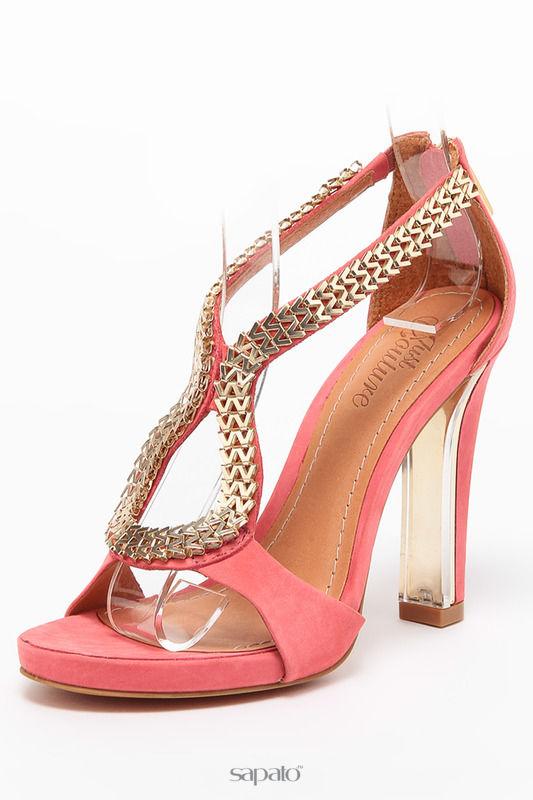 Босоножки Just Couture Босоножки красные