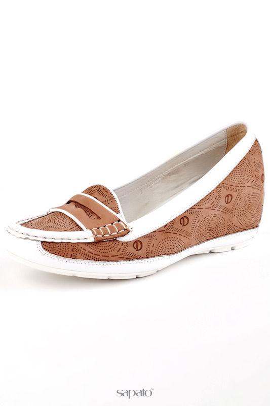 Туфли D.Bigioni Туфли коричневые