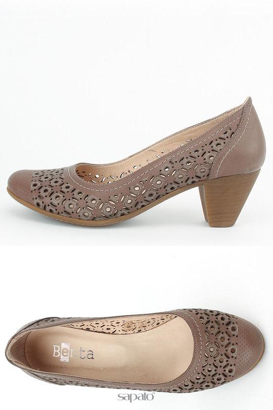 Туфли Benta Туфли коричневые