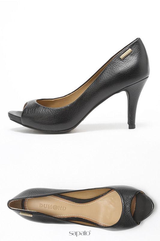 Туфли Dumond Туфли чёрные