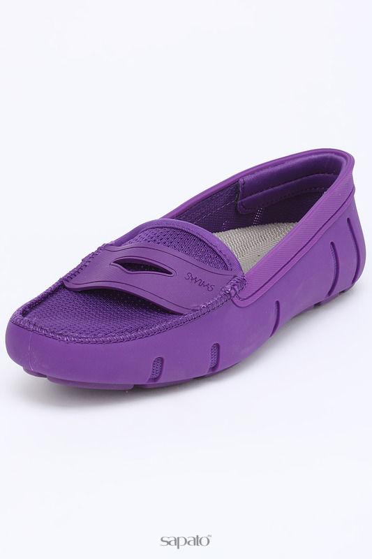 Мокасины Swims Мокасины фиолетовые
