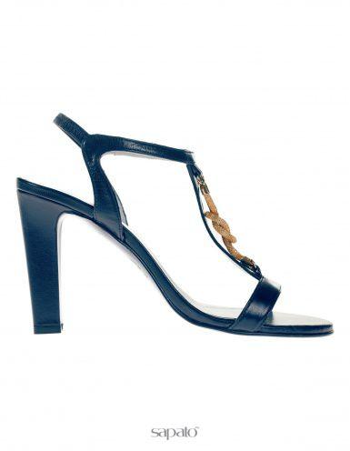 Сандалии Madeleine Босоножки синие