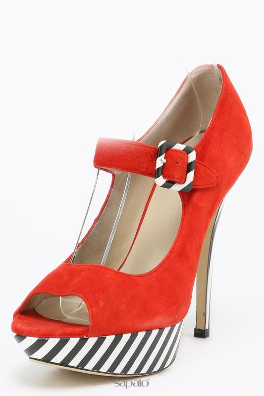 Туфли Calipso Туфли красные