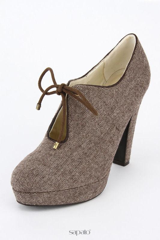 Туфли Calipso Туфли коричневые