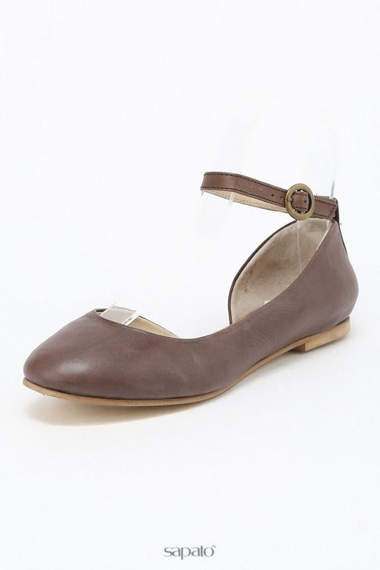 Туфли VelVet Туфли коричневые