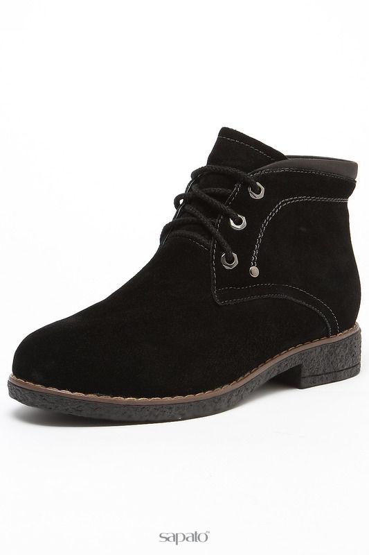 Ботинки MAKFLY Ботинки чёрные