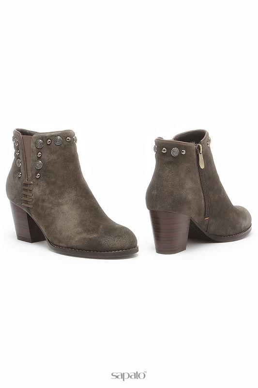 Ботинки MAKFLY Ботинки серые