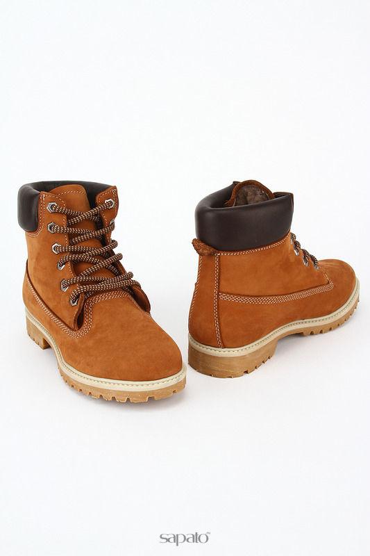 Ботинки Benta Ботинки оранжевые