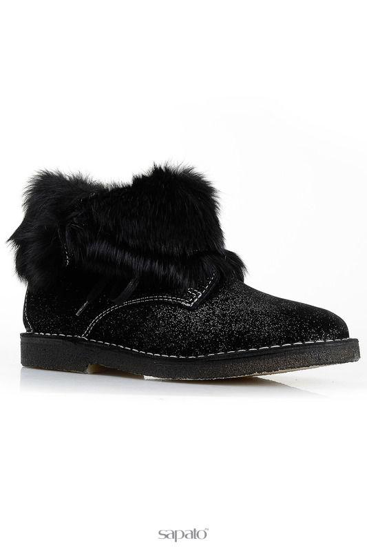 Ботинки Loriblu Ботинки чёрные