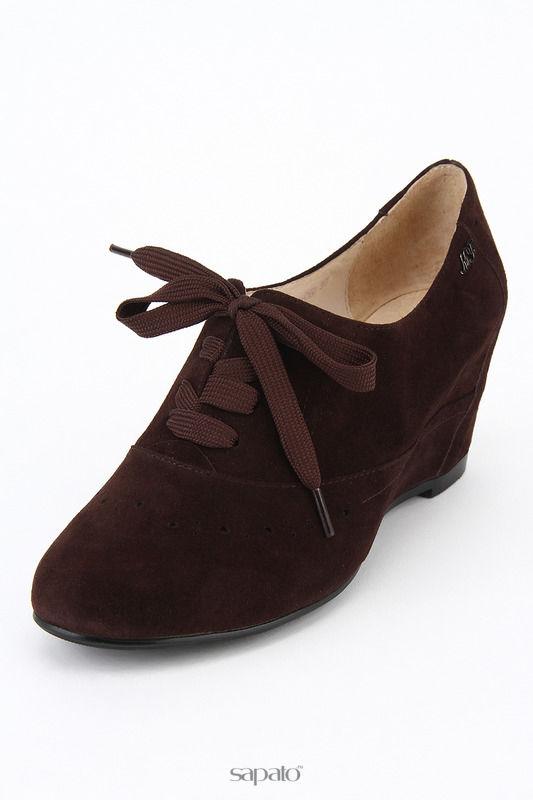Ботинки MakFine Полуботинки коричневые