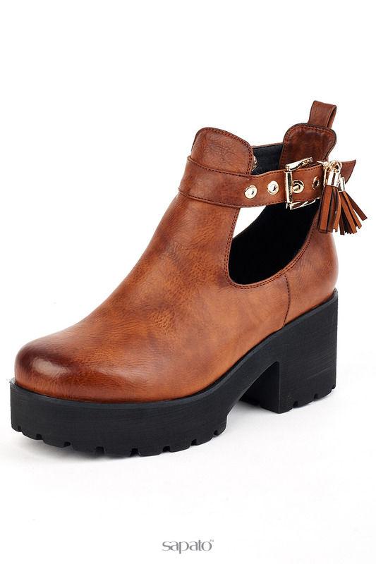Ботинки Itemblack Ботинки коричневые