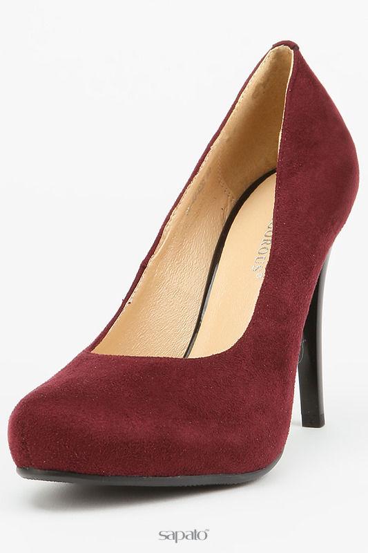 Туфли Vigorous Туфли красные