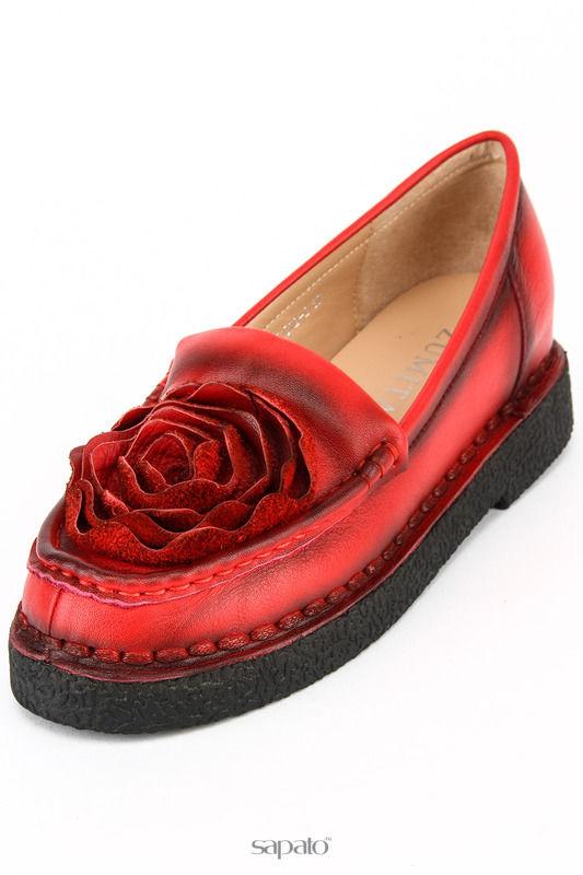 Туфли Zumita Туфли красные