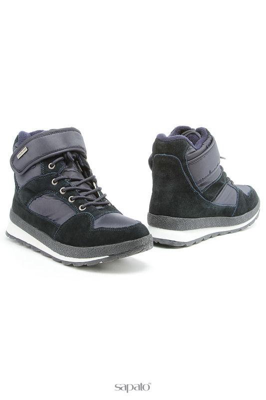 Ботинки Keddo Ботинки синие