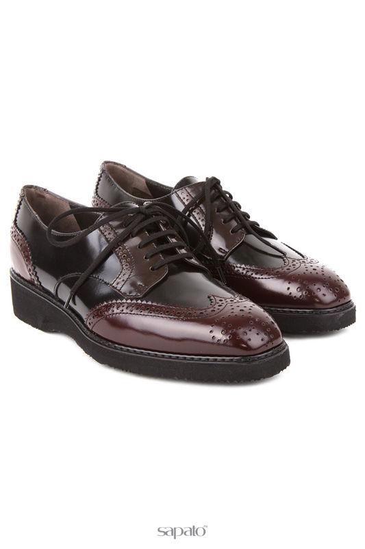 Ботинки Donna Serena Туфли красные