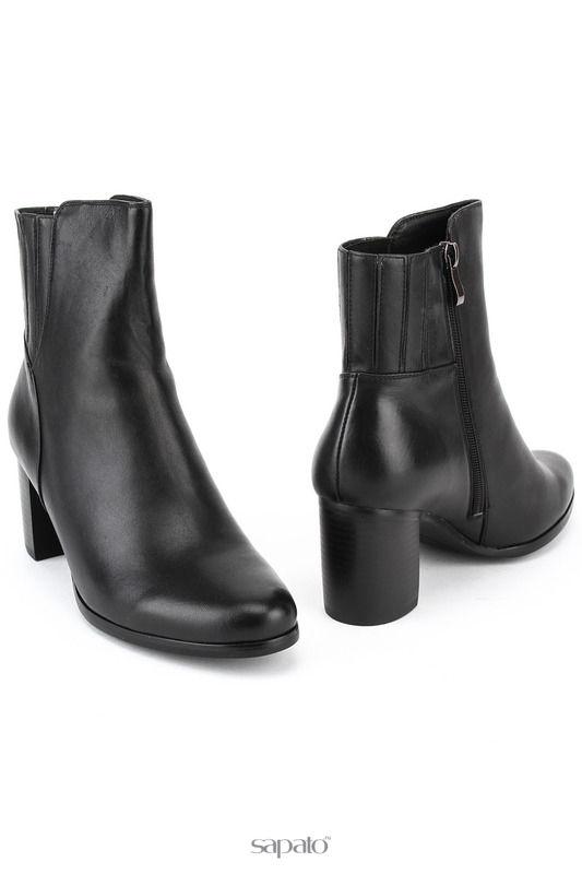 Ботинки MakFine Ботинки чёрные