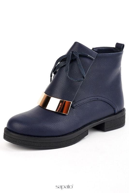 Ботинки Itemblack Ботинки синие
