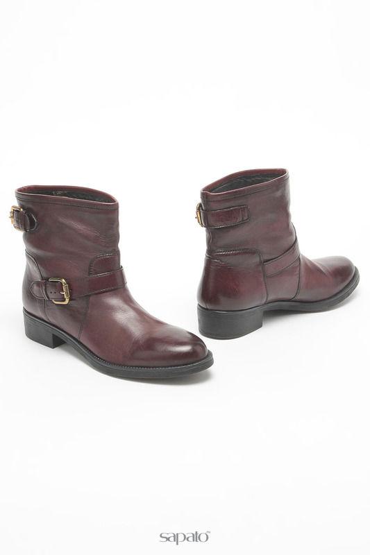 Ботинки Tervolina Ботинки красные