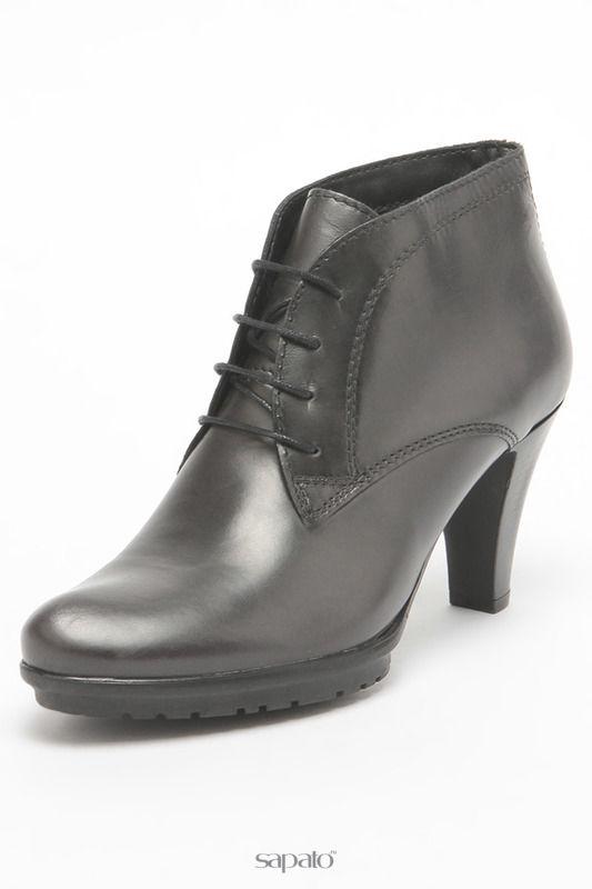 Ботинки Tamaris Ботинки серые
