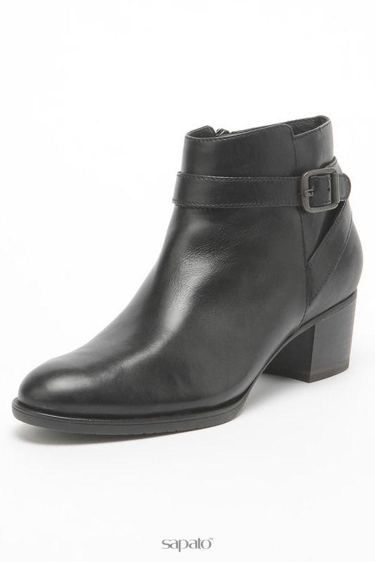 Ботинки Tamaris Ботинки чёрные