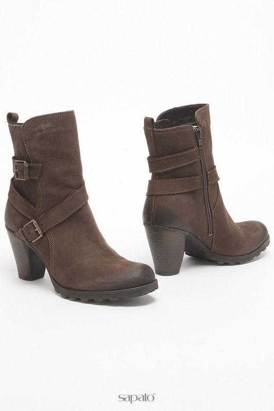 Ботинки Tamaris Ботинки коричневые