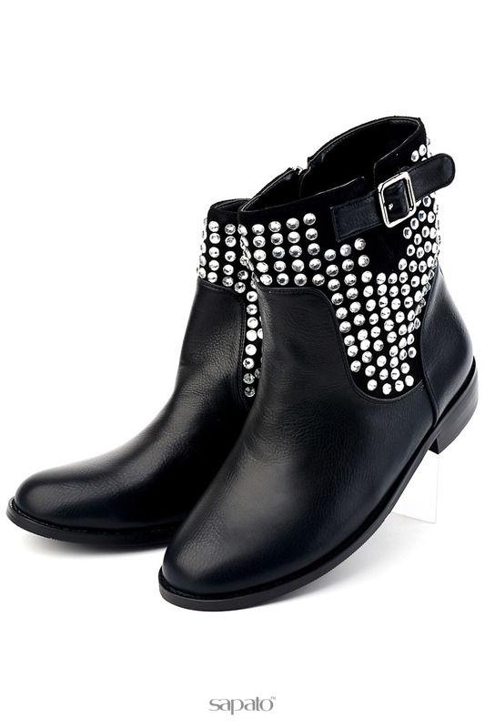 Ботинки Vita Ricca Ботинки чёрные