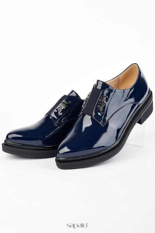 Ботинки Vita Ricca Полуботинки синие