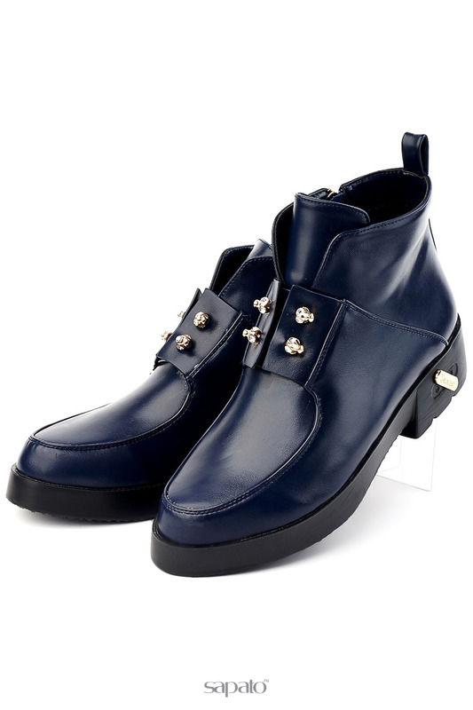 Ботинки Vita Ricca Ботинки синие