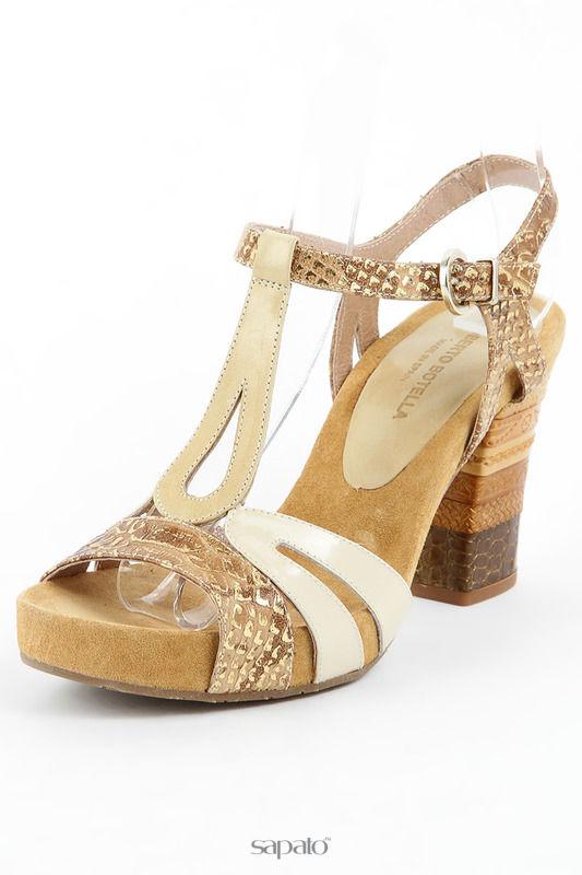Босоножки Roberto Botella Туфли коричневые