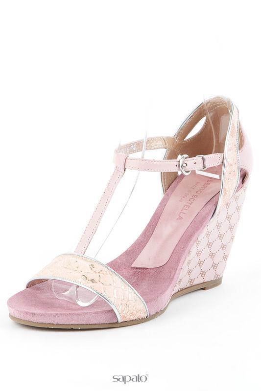 Босоножки Roberto Botella Туфли розовые