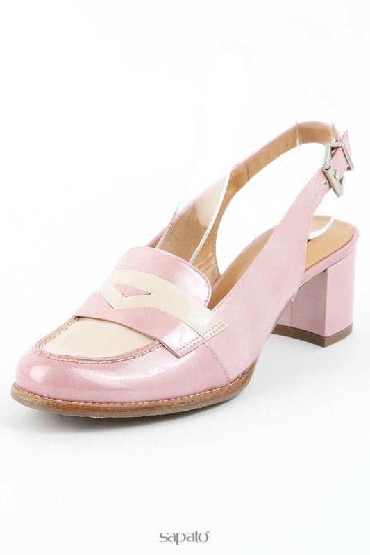 Туфли Zinda Туфли розовые