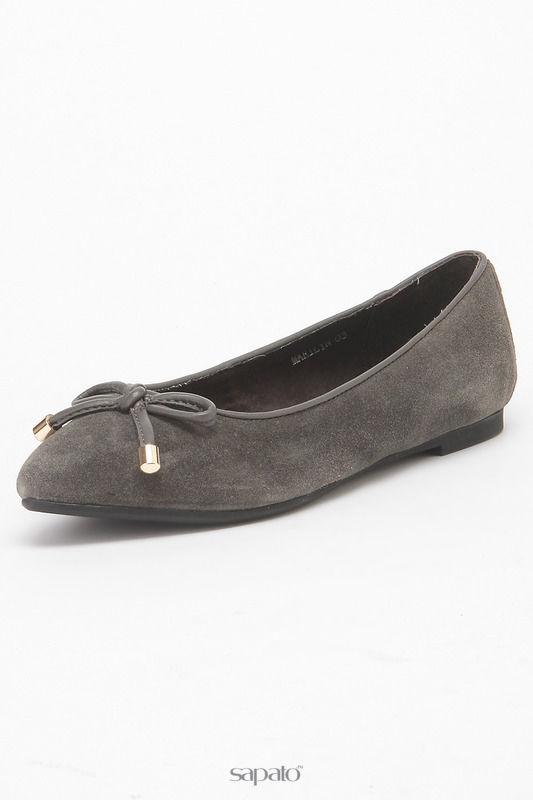 Туфли Just Couture Туфли закрытые серые