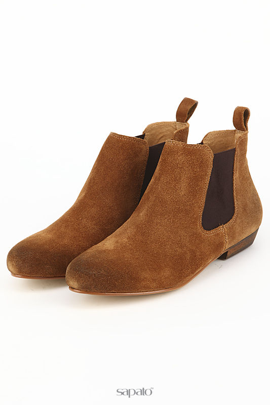 Ботинки Svetski Полуботинки коричневые